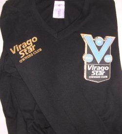 VSOC Long Sleeve V-Neck Shirt