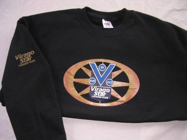 VSOC Black Sweatshirt