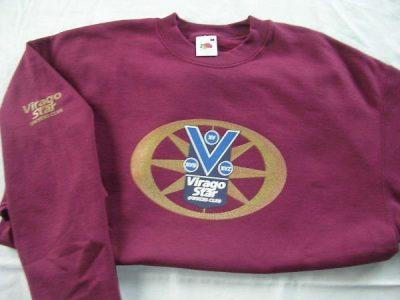 VSOC Burgundy Sweatshirt