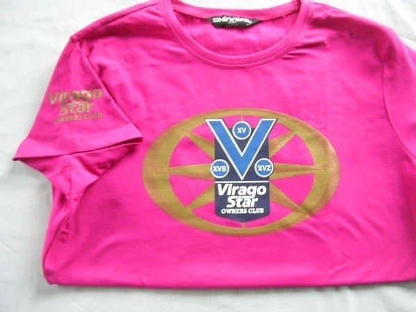VSOC Ladies T-Shirt - Pink