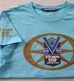 VSOC Ladies Turquoise T-Shirt