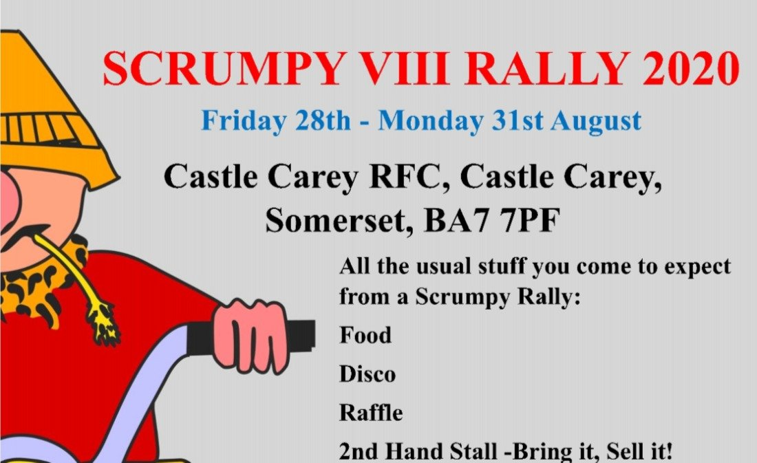 Scrumpy Rally 2020