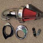 Dragstar spike air filter