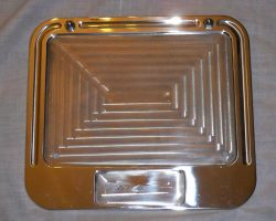 Yamaha  XVS650A Dragstar Classic Mirror CNC Billet Aluminium Number plate holder – New & Unused